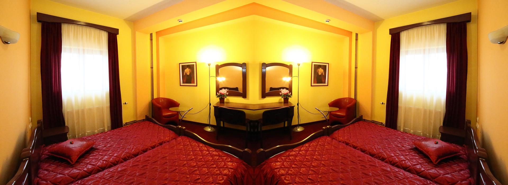 Dvokrevetna soba - Vila tamaris